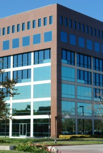 Commercial Building Insurance for office building